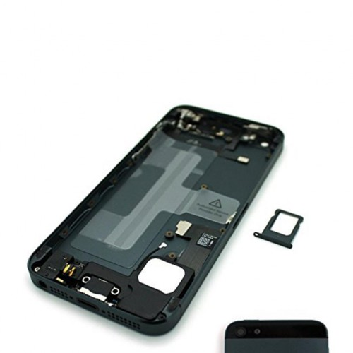 Apple iPhone 5 Kasa Siyah Dolu
