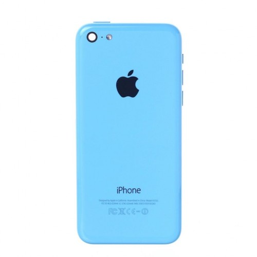 Apple iPhone 5c Kasa Mavi Dolu