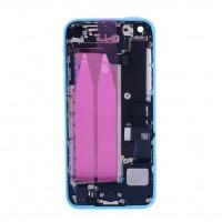Apple iPhone 5c Kasa Mavi Dolu