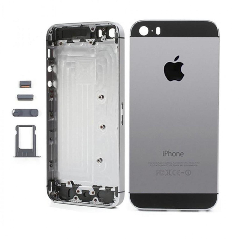Apple iPhone 5s Kasa Siyah Boş