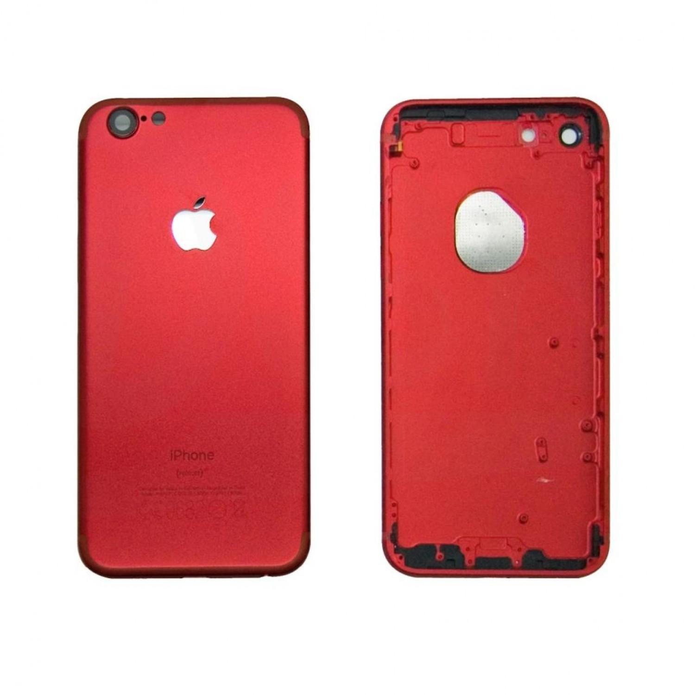 Apple iPhone 7 Kasa Kırmızı Boş