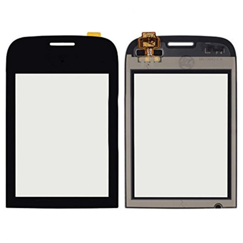 Nokia Asha 202 203 Dokunmatik Touch Siyah