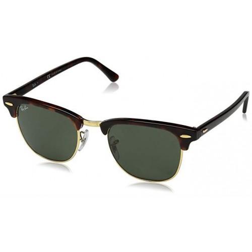 Rayban 3016 Clubmaster Güneş Gözlüğü Yeşil Cam