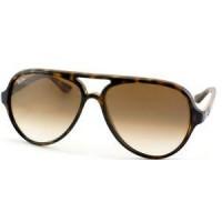 Rayban 4125 Cat Kahverengi Güneş Gözlüğü