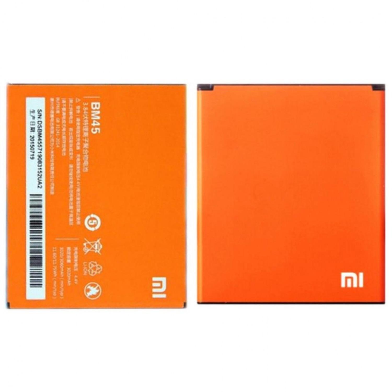 Xiaomi Redmi Note 2 Bm45 Batarya Pil